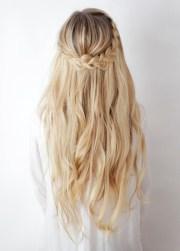 beachy & summer blonde hair