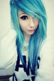 cute emo hairstyles teens