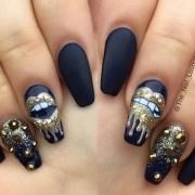 of acrylic nail design