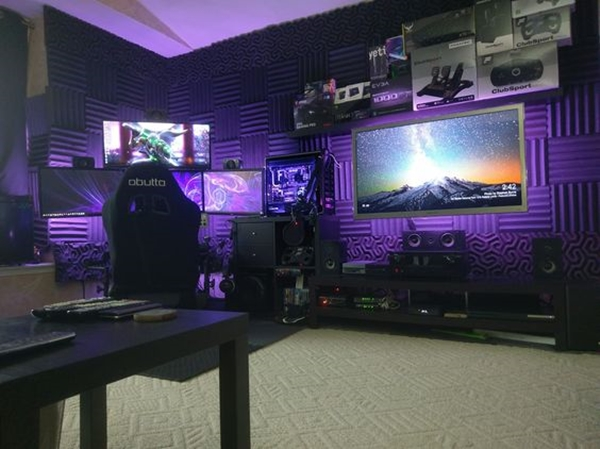 30 Cool Gaming Setup Ideas for That Badass Experience