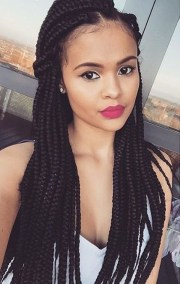 lovely ghana braid hairstyles