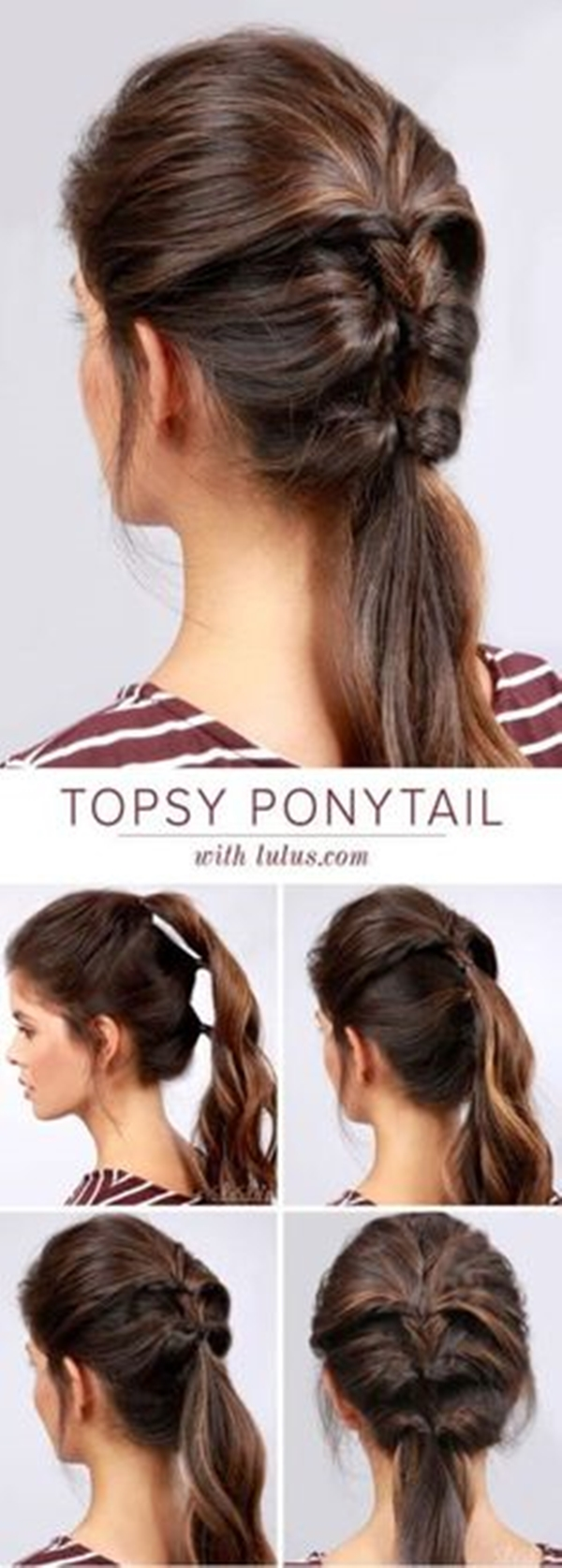 40 simple and sexy office hairstyles for women - buzz 2018