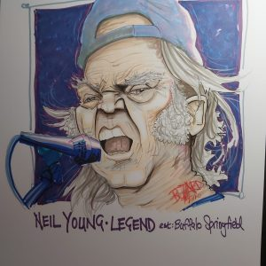 Neil Young Springfield Years