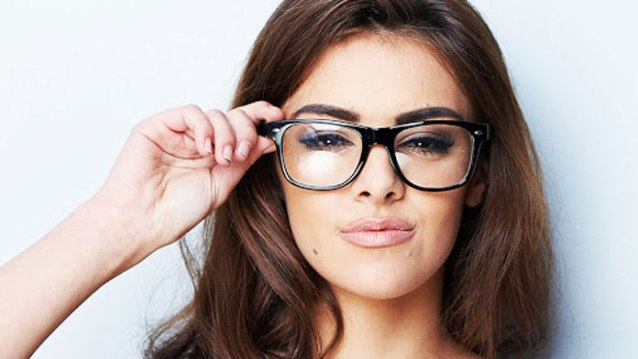 women with glasses