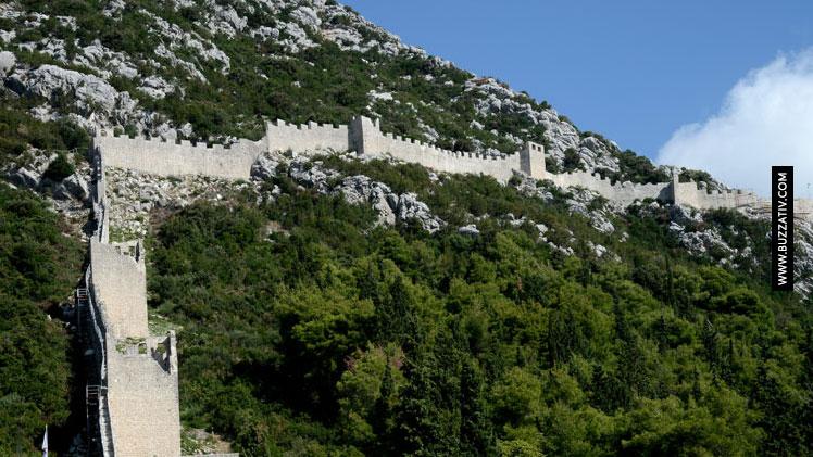 walls of ston
