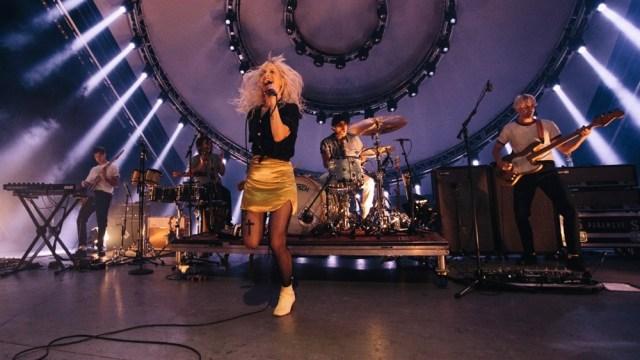 Paramore last September at the Greek (Photo by Maximilian Ho)