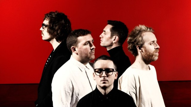 Hot Chip (Photo by Steve Gullick)