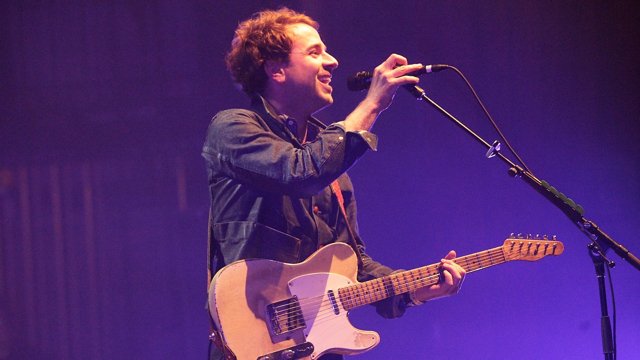 Dawes at the Theatre at Ace Hotel (Photo by Brain Feinzimer)