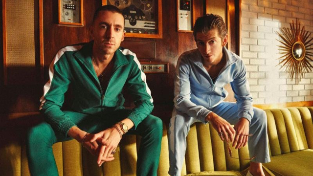 The Last Shadow Puppets (Photo by Zackery Michael)