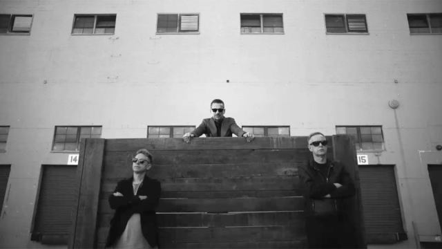 Depeche Mode (Photo by Anton Corbijn)