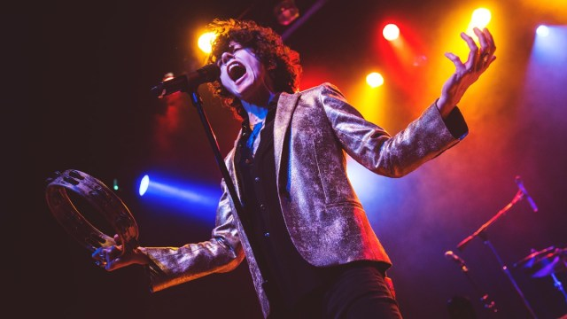 LP at the El Rey Theatre (Photo by Lexi Bonin)