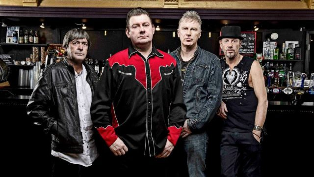 Stiff Little Fingers (Photo by Ashley Maile)