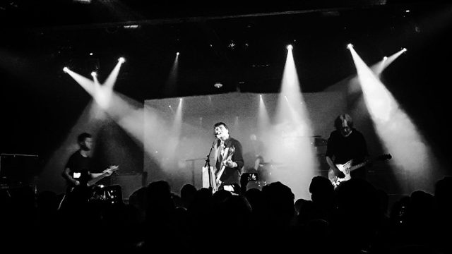 ChameleonsVox, on Sunday night at the Echoplex (Photo by Steve Krolikowski)