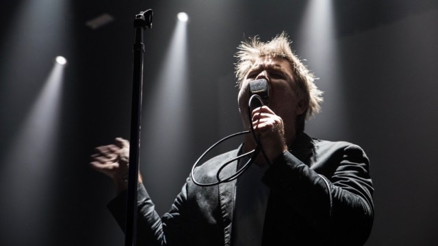 LCD Soundsystem at the Hollywood Palladium (Photo by Samuel C. Ware)