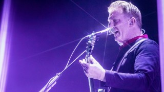 Queens of the Stone Age at the Forum (Photo by Jazz Shademan)