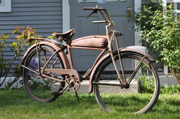 1940 Schwinn Bicycle Buzz Bomb Bicycles