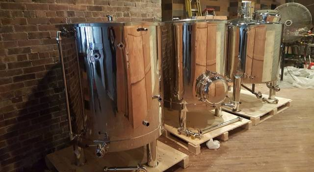 new brew house for buzz bomb