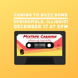 mix tape caravan
