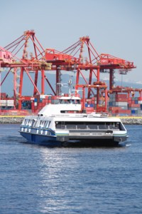 Our two existing SeaBus vessels, as pictured above, will be joined this fall by a third SeaBus: the Pacific Breeze!
