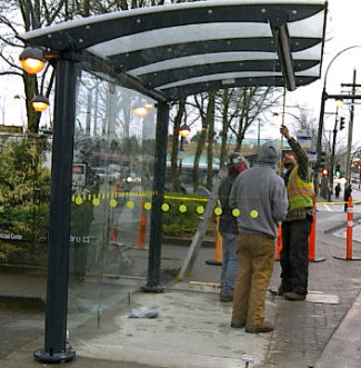 Newton Bus Shelters
