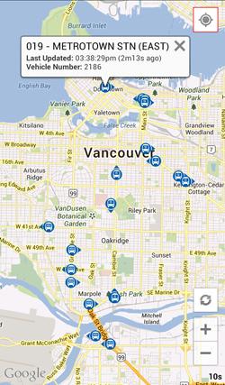 LiveTranslink Vancouver