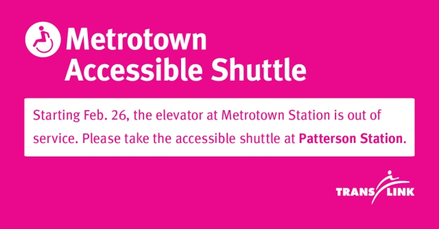 2015-02-19 Metrotown elevator post