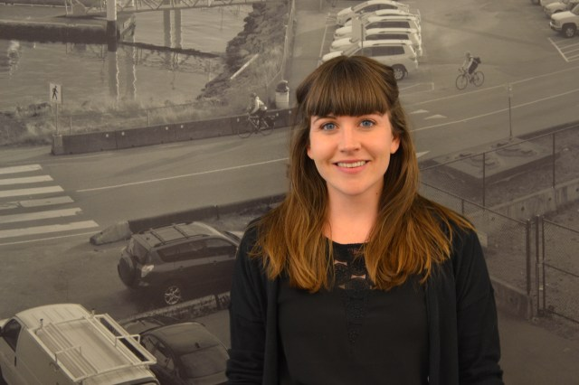Please help me in welcoming Laura to the team!