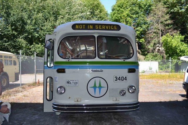 1954 Brill Trolley