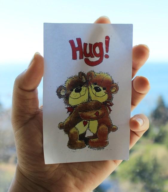 HUGS Random Acts of Kindness