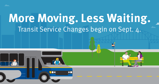 Fall Service Changes