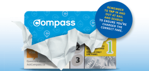 Compass Card Transition