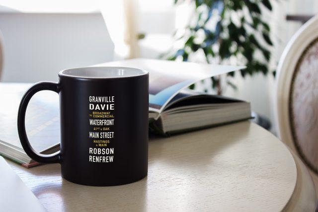 TransLink Store Bus Blind Coffee Mug