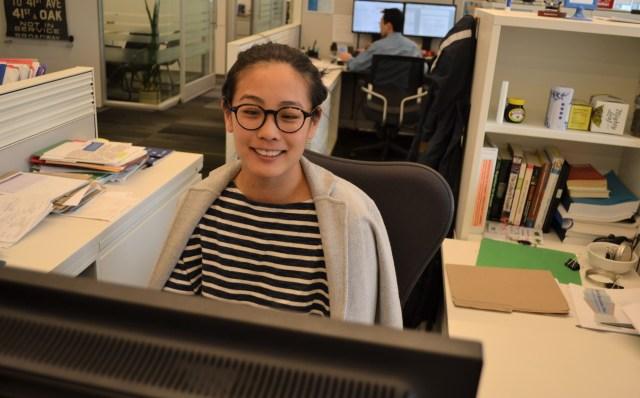 Photo of Sarah Tseng, Senior Planner at TransLink