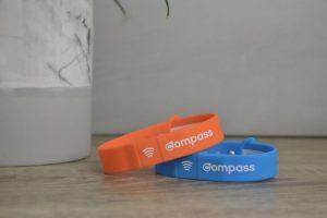 Compass Wristbands