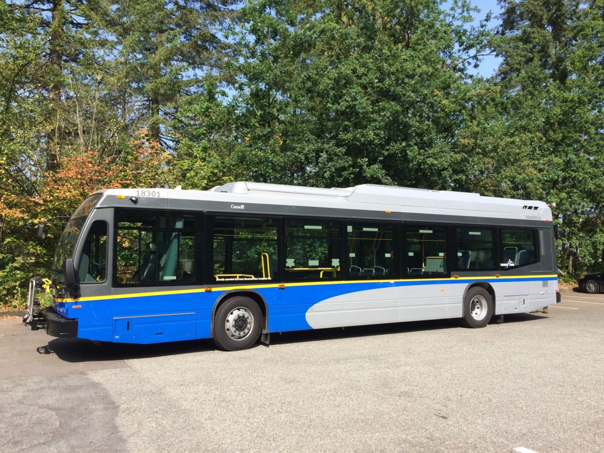 The Buzzer Blog 187 A Look At The New Translink Buses