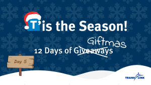 12 Days of Giftmas - Day 5
