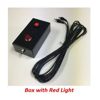 quiz box ECM400 with cord red light