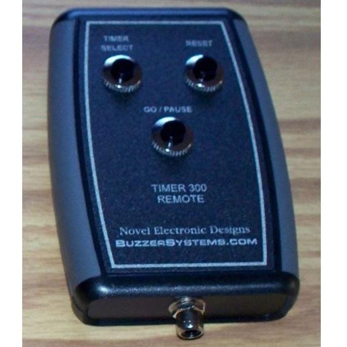 quiz timer remote control buzzer system novel electronic designs