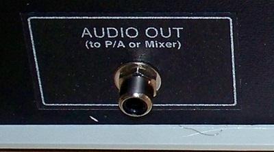 quiz game lockout audio output amplifier