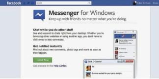 Download Facebook Messenger