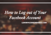 How to Log out of Your Facebook Account - Logout from FB Profile Now.png