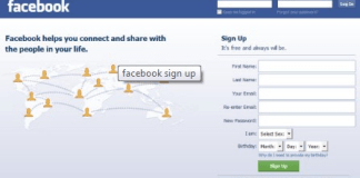 Facebook Login Sign In Page 2019