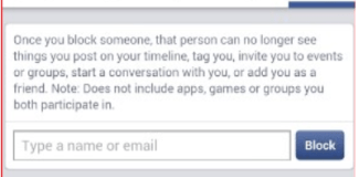How To Unblock Someone On Facebook Android App
