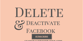 Delete My Faceɓook Account ~ Delete Your Faceɓook Account Permanently | How to #DeleteFacebook