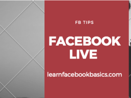 How to Go Live on Facebook | Facebook Live