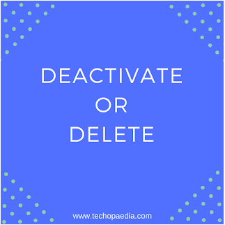Deactivating or Deleting Your Facebook account | How to #DeleteFacebook