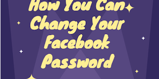 How to secure your Facebook Account- Change your password