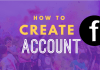 How to Create a New Facebook Account on Mobile