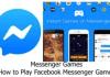 Messenger Games – How to Play Facebook Messenger Games - Install Messenger Games App