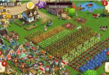 Farmville Game On Facebook